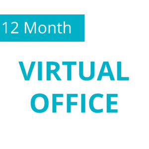 12 Month Virtual Office