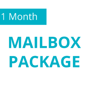 1 Month Mailbox Package